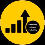 arrow-productivity icon